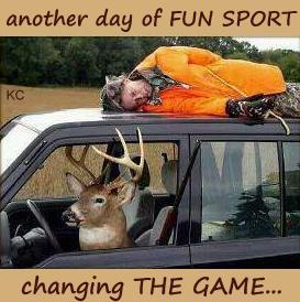 successful anti-hunt