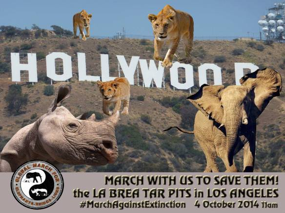 hollywood march
